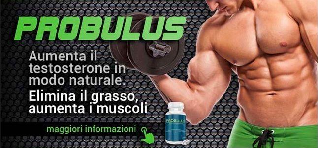 probulus integratore testosterone