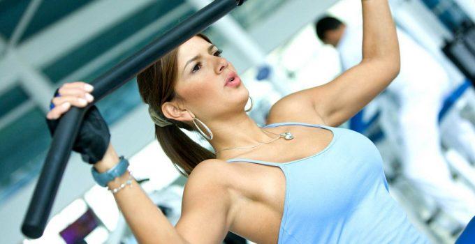 esercizio fisico allenamento muscolare