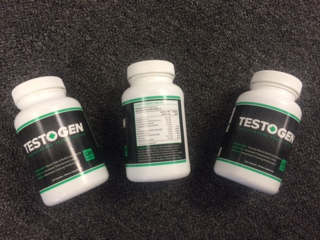 testogen aumento testosterone