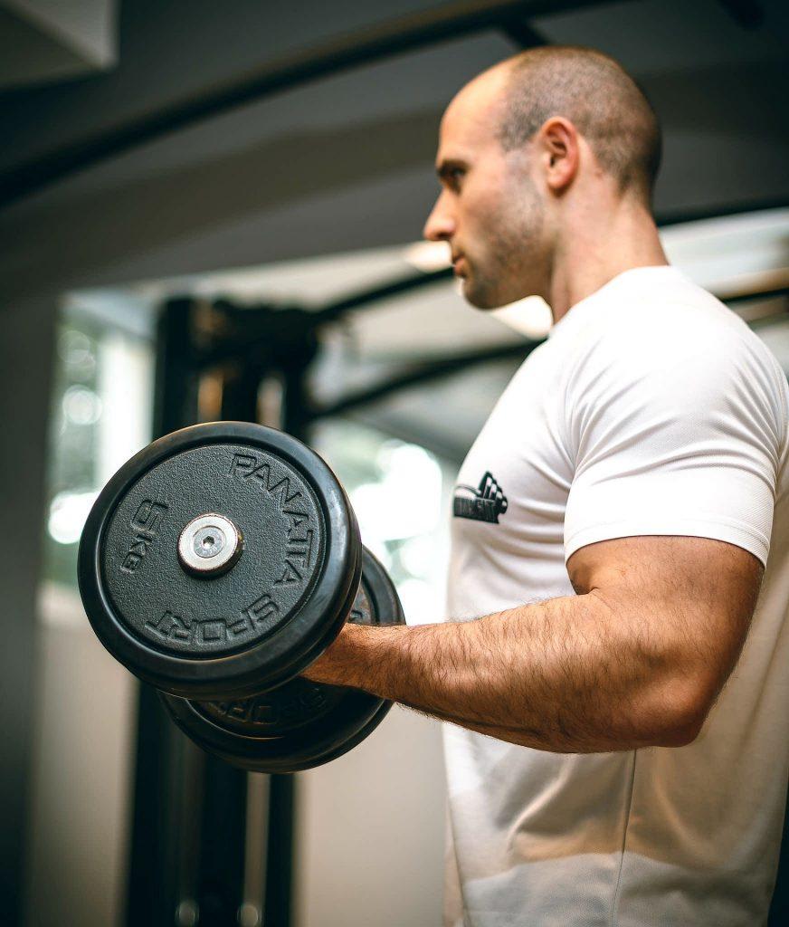 allenamento bicipiti per massa muscolare ( esercizi bicipiti )