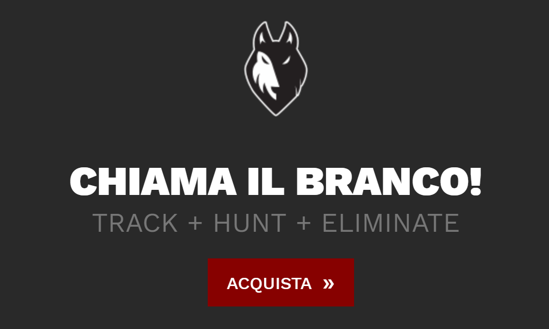 ordina blackwolf workout integratore muscolare