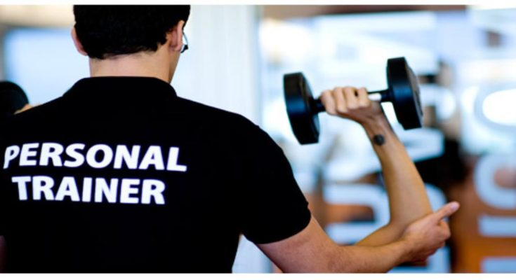 personal trainer muscoli palestra