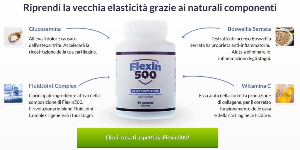 flexin500 rimedio dolori articolari