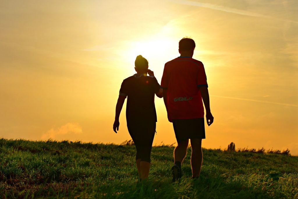 I benefici del Walking