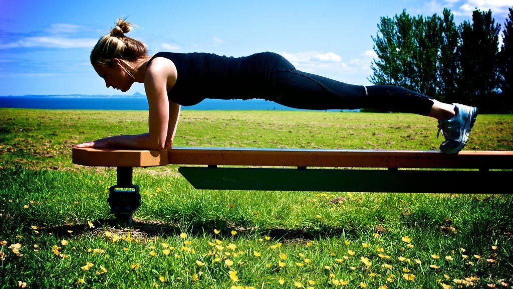 Differenza tra crunch e Plank