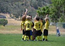 bambino e sport